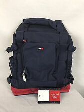 NEW! Rare HTF VTG 90's Tommy Hilfiger Backpack With Tags