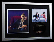 BRIAN McFADDEN+WESTLIFE+SIGNED+FRAMED+IRISH+ALMOST=100% GENUINE+FAST GLOBAL SHIP