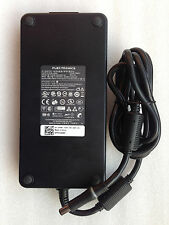Original OEM 240W AC Power Adapter Battery Charger Fr Dell Alienware M17x Laptop