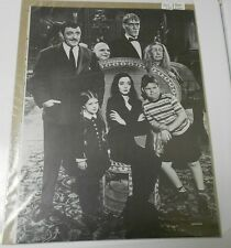 1964 TV Year of MONSTERS Addams Family MUNSTERS Full Page Clipping 6 pgs 10x14