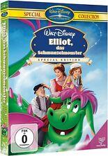 DVD Walt Disney ELLIOT, DAS SCHMUNZELMONSTER # (Special Edition) ++NEU