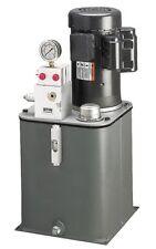 Hydraulic AC Power Unit 11 GPM - 15 Gal - 600 PSI - 208-230/460 - 3600 RPM - 3PH