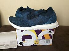 Adidas Ultra Boost Uncaged Parley Oceans Night Navy men's size 10 NEW DS receipt