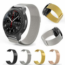 Magnetic Wristbands Milanese Watch Bands for Samsung Gear S3 Frontier Classic