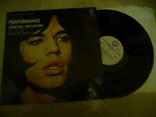 "MICK JAGGER(ROLLING STONES)""PERFORMANCE-disco 33 giri WB Ger 1970"" OST"
