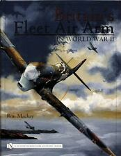 Book - Britain's Fleet Air Arm in World War II by Ron MacKay