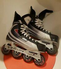 Nike Bauer UltraVR Vapor Roller Hockey Inline Skates SIZE 8R US 9.5