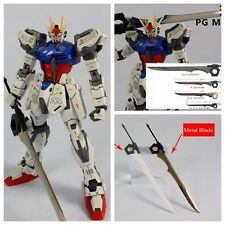 Conversion Parts Metal Huge Blade For Bandai 1/60 PG GAT-X105 Strike Gundam