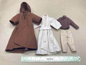 "Star wars clothing for 1/6 scale or 12"" figure Jedi knight Knight Obi wan Kenobi"