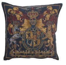 Stuart Crest 2 Belgian Tapestry Cushion Cover Accent Pillow