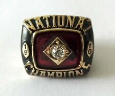 Nebraska Cornhuskers Bryant 1970 College Football National Championship Rings