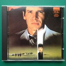 Harrison Ford WITNESS Film Soundtrack CD Maurice Jarre Peter Weir (TER UK Issue)