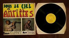 Hurard Coppet Max Ransay LP Sous Le Ciel Des Antilles France import HPR 001 exc