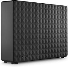 Seagate Expansion Desktop, 4 TB, Disco duro externo, HDD, USB 3.0 para PC, orden