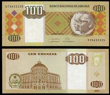 Angola 100 KWANZAS (P147c) 2011 UNC