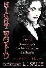 🌛 Night World Secret Vampire Daughter Dark Spellbinder L J Smith Book Diaries *