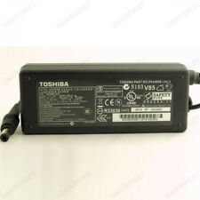 Lot 5 of Genuine Toshiba laptop 75W AC Adapter for Toshiba 15V 5A 2.5mm