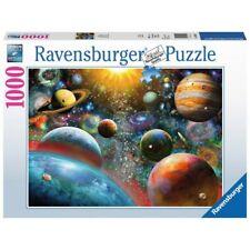 Puzzle 1000 Pz Pezzi Vista dallo Spazio New by Ravensburger
