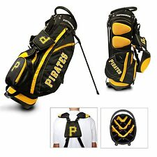 Team Golf MLB Pittsburgh Pirates Golf Stand Bag - New in the Box!