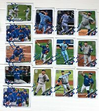 2021 Topps Series 2 Team Sets ~ Pick your Team - Complete Base w/ RC Low Prices