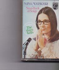 Nana Mouskouri-Nanas Book Of Songs Music Cassette
