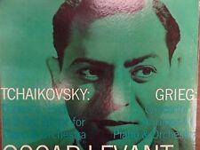Tchaikovsky and Grieg  Oscar Levant   33RPM 011416 TLJ