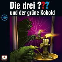 DIE DREI ??? - 199/UND DER GRÜNE KOBOLD   CD NEW