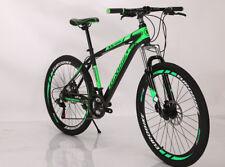 Brand New Cyber EURO Black&Red 29er 21 Gears Shimano  Mountain bike,DISC