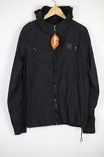 VINTAGE Mens G STAR JACKET Coat RAW SOUTH EAST Zipper Hooded MEDIUM Slim RL1UP