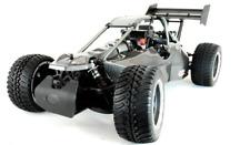 AUTO RADIOCOMANDATA RC SCOPPIO BUGGY FS RACING V2 30CC CARBON LOOK BENZINA 1:5