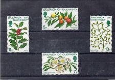 Guernsey flores y Frutos serie del año 1978 (CT-792)