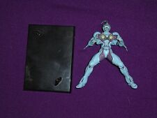 MAX FACTORY BIO BOOSTED ARMOR GUYVER TRADING MINI FIGURE PART 1 - GUYVER - RARE