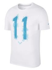 Nike Rafael Nadal 11 Roland Garros Champion Tshirt Exclusive Collector Large