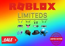 🔥POPULAR ROBLOX LIMITED SALE🔥 CHEAP AND CLEAN! NEW ADDED