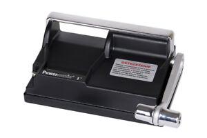 POWERMATIC 1+ Stopfmaschine Zigarettenstopfmaschine Zigarettenstopfer