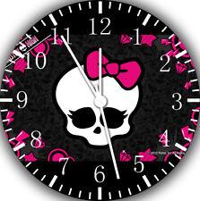 Monster High Frameless Borderless Wall Clock Nice For Gifts or Decor Z01