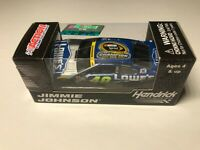 #48 Jimmie Johnson 1/64 - 2016 Lowe's 7X Champion - NASCAR Action Lionel RCCA