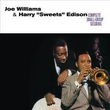 Joe Williams - Complete Small Group Sessions  13 Bonus Tracks [CD]