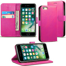 Case for Apple iPhone 7 / 8 - Cover Luxury Leather Flip Wallet With Card Holder