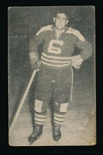 1952-53 St Lawrence Sales (QSHL) #101 JACK HAMILTON (Shawinigan) Maple Leafs