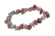 Bracelet baroque opale rose