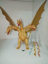 S.H. Monsterarts King Ghidorah Ghidrah Godzilla King of the Monsters New Loose