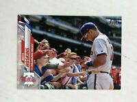 RHYS HOSKINS 2020 Topps Series 2 SUPER SHORT PRINT PHOTO VARIATION SP #687! RARE