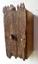 Small Dorset Driftwood Cupboard Bathroom Robust Hand Made Shabby Chic 33 x 15 cm