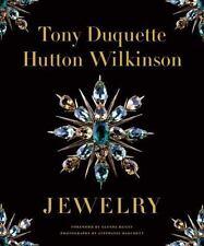 Tony Duquette Hutton Wilkinson Jewelry (2011, Hardcover)
