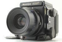 [N MINT] Mamiya RZ67 Pro + Sekor Z 90mm f/3.5 W Lens + 120 Filmback From JAPAN