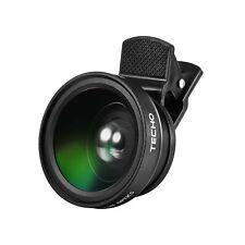 Australia TECHO Universal Professional HD Camera Lens Kit for iPhone X / 8 / 8 P