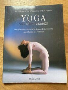 Yoga Bei Beschwerden 9783570025352