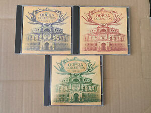 The Opera Collection  3xCD's Album  (CD23)