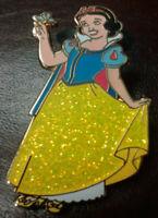 Disney Pin 69624 DLRP Sparkle Princess Snow White & bird Disneyland Resort Paris